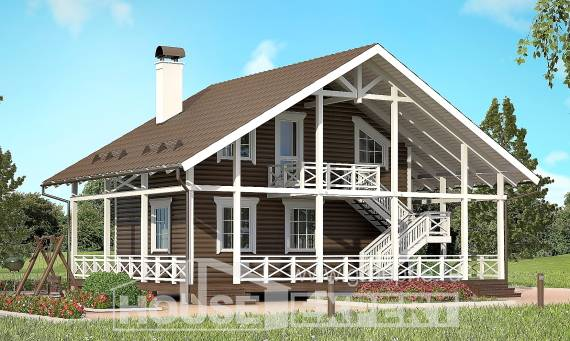 080-001-R Two Story House Plans and mansard, beautiful Ranch,