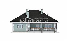 135-003-L One Story House Plans, beautiful Blueprints, House Expert