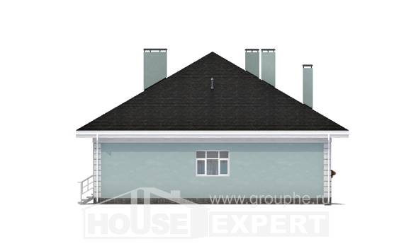135-003-L One Story House Plans, the budget Online Floor, House Expert
