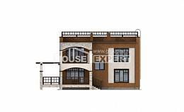 150-010-L Two Story House Plans, best house Online Floor,