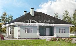135-003-L One Story House Plans, best house House Blueprints, House Expert