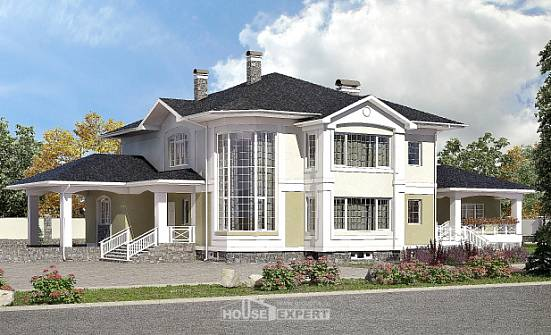 620-001-L Three Story House Plans with garage, spacious Floor Plan,
