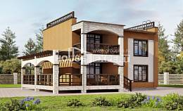 150-010-L Two Story House Plans, economical Plans To Build,