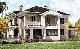 520-001-R Three Story House Plans, modern Architects House,