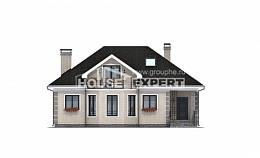 150-013-R Two Story House Plans and mansard, small House Online,