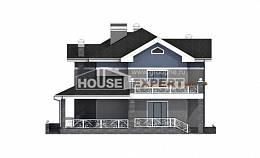 200-006-L Two Story House Plans, beautiful Blueprints, House Expert