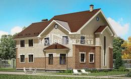300-004-L Two Story House Plans, beautiful Construction Plans,