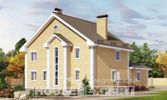 320-003-L Two Story House Plans, best house House Blueprints,