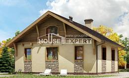 080-002-R One Story House Plans, best house Woodhouses Plans,
