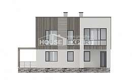150-017-R Two Story House Plans, classic Planning And Design, House Expert