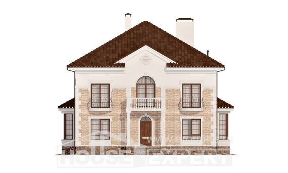 220-008-R Two Story House Plans, modern Plans Free, House Expert