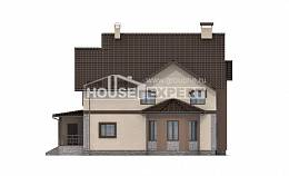 265-003-L Two Story House Plans, spacious Custom Home Plans Online