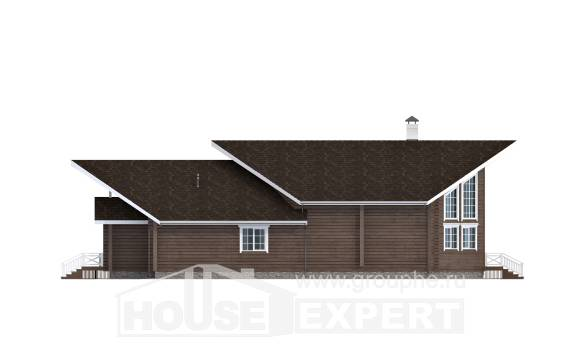 210-002-L Two Story House Plans and mansard, spacious Architectural Plans,