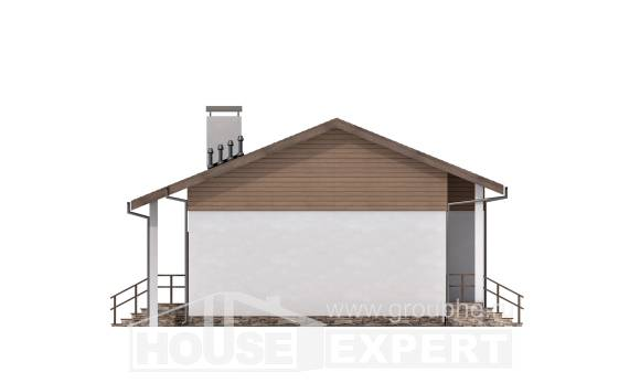 080-004-L One Story House Plans, economical Models Plans, House Expert
