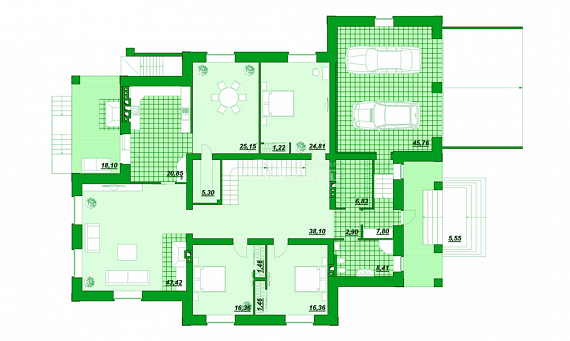Plan 490-001-R. One