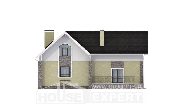 150-012-R Two Story House Plans and mansard, best house Ranch,