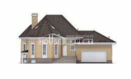 400-001-R Three Story House Plans with mansard with garage in front, luxury Online Floor, House Expert