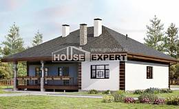 135-003-R One Story House Plans, available House Planes, House Expert