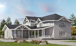 340-004-R Two Story House Plans, a huge Plans To Build,