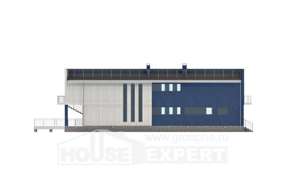 100-003-R Two Story House Plans, classic Architects House