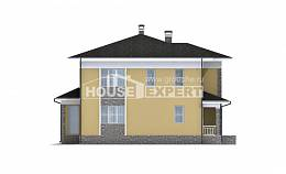 155-011-L Two Story House Plans, the budget House Plans, House Expert