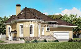 400-001-R Three Story House Plans with mansard with garage in back, classic Construction Plans, House Expert