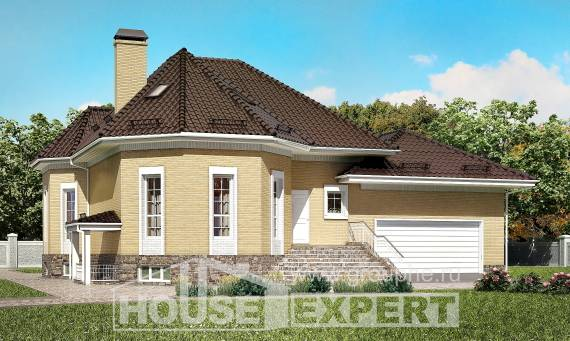 400-001-R Three Story House Plans with mansard roof with garage in front, best house Plan Online,