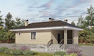 One-storey House Plans