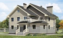 300-004-R Two Story House Plans, cozy Online Floor,