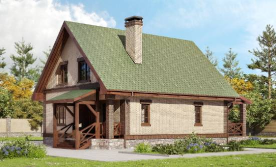 160-011-R Two Story House Plans with mansard roof, available House Building, House Expert