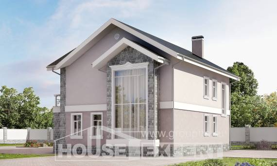 170-008-R Two Story House Plans, beautiful Construction Plans,