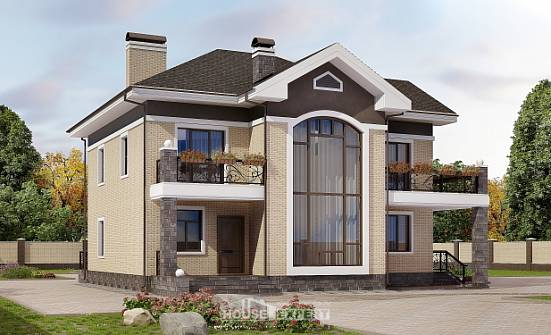 200-006-R Two Story House Plans, average House Planes,