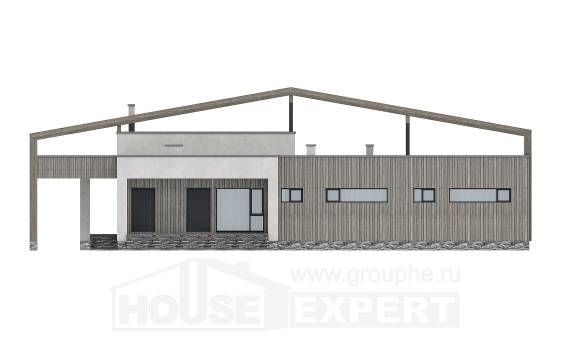 170-011-L One Story House Plans, best house Architectural Plans, House Expert