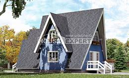 100-002-R Two Story House Plans and mansard, classic House Plan,