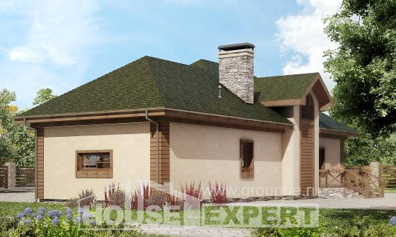 180-010-R Two Story House Plans and mansard with garage, beautiful Online Floor,