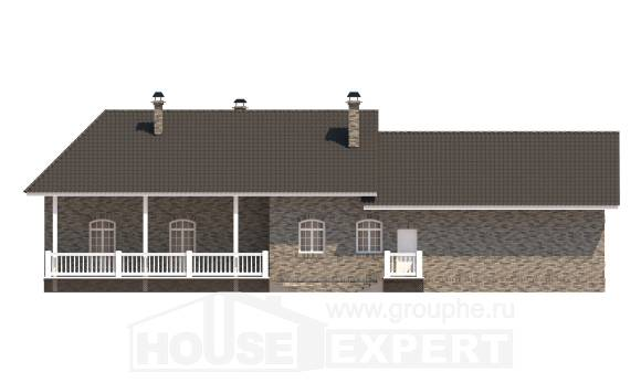 195-001-R One Story House Plans, best house Dream Plan,