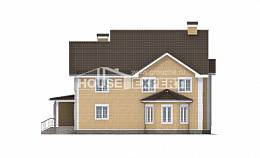 320-003-L Two Story House Plans, spacious Plan Online,