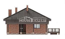 070-006-L One Story House Plans, cheap Building Plan, House Expert
