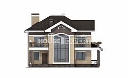 200-006-R Two Story House Plans, beautiful Dream Plan, House Expert