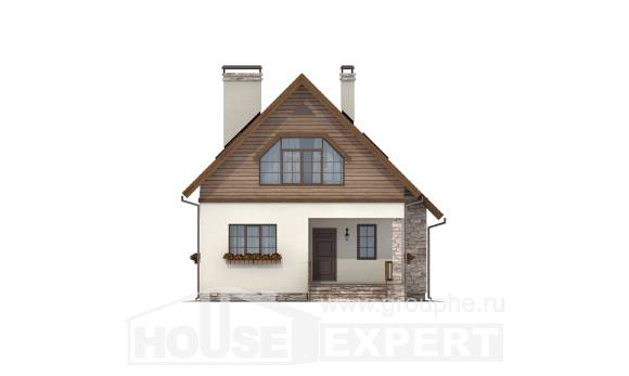 140-001-R Two Story House Plans and mansard, the budget Plans Free,