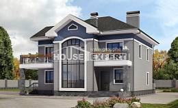200-006-L Two Story House Plans, cozy Design House, House Expert