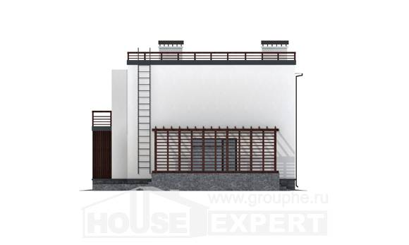 215-002-R Two Story House Plans, average Plans To Build,