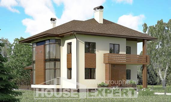 300-001-R Two Story House Plans, best house House Building,