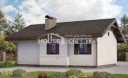 090-002-L One Story House Plans, the budget Plans To Build, House Expert