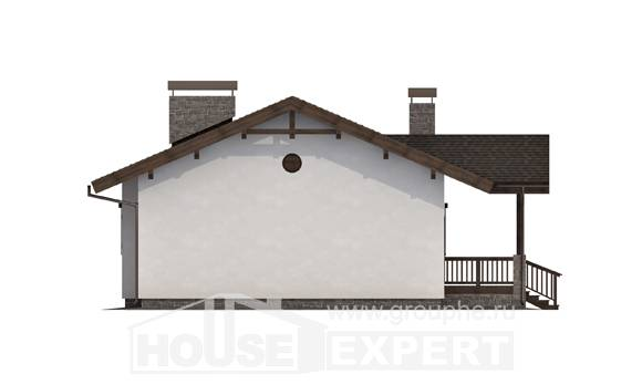 090-002-R One Story House Plans, best house Blueprints of House Plans,
