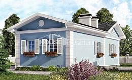 090-004-R One Story House Plans, beautiful Plans Free,