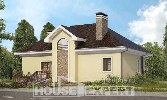 150-008-L Two Story House Plans and mansard, best house Home Plans,