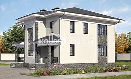 155-011-R Two Story House Plans, beautiful House Blueprints, House Expert