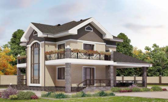 200-006-R Two Story House Plans, luxury Home House, House Expert