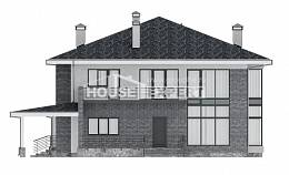 250-004-L Two Story House Plans, best house Custom Home, House Expert